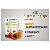 NATURAMORE HEALTH & BEAUTY vitamin therapy face scrub