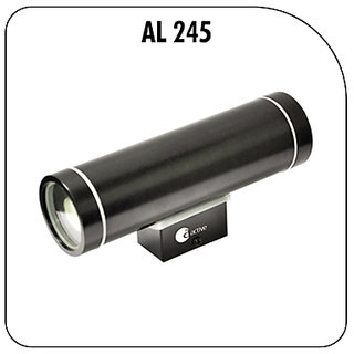 Black Riga Outdoor Light  Item Code: AL-245