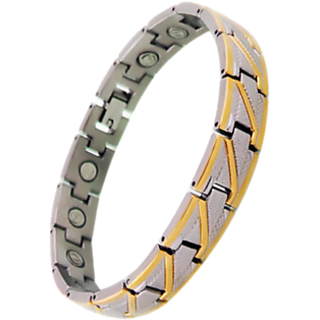 Bio Magnetic Bracelet for  Pains Stress BP Heart Problems