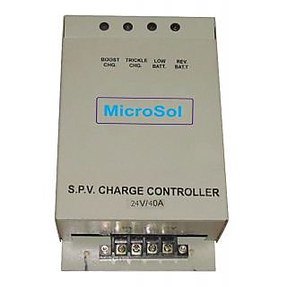 24V/40A PWM Solar Charge/Charger Controller