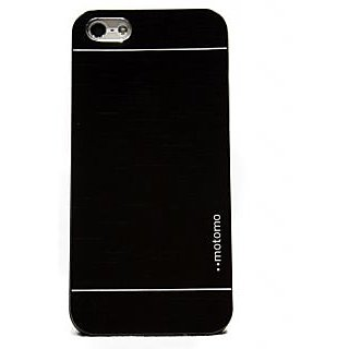 SHINE MOTOMO BLACK BACK CASE FOR APPLE 6 PLUS