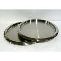 Steel Craft Stainless Steel  Royal Dinner Plates