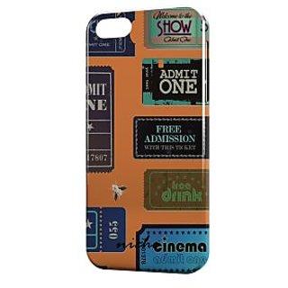 Cinema Buff Iphone Case