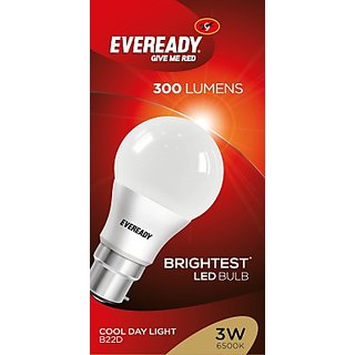 Eveready 3 Watt LED Bulb