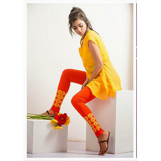 Designer Printed Leggings