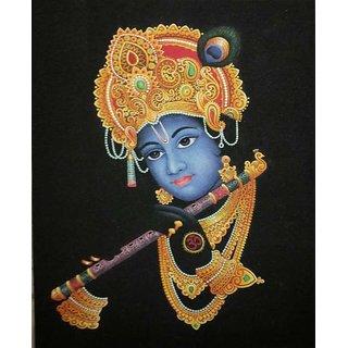 Krishna Sand Handicraft Painting