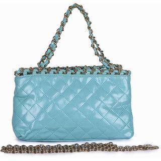 Alonzo Blue Colour Sling Bag (ALONZO0326)