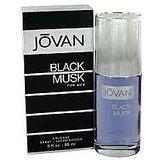 Jovan Black Musk Perfume For Men By Coty - 88Ml
