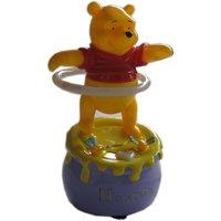 Winnie The Pooh Play Hula Hoop.