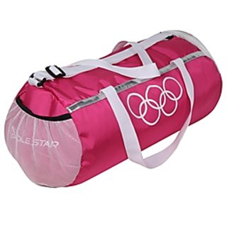 Pole Star Duffle Bag Pink