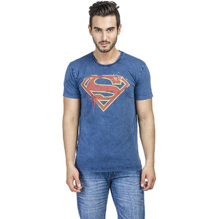 Dc Comic T-Shirt DC0DMT756,Blue