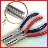 New Long Flat Pliers For Ring Holding & Bending Jewellery