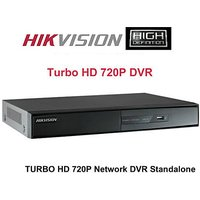 HIKVision HD-TVI 8 Channel DVR 720P Realtime HDMI VGA HDTVI HD TVI DS-7208HGH-SH