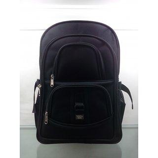 Tiger School Bag 1280D black