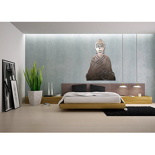 Buddha Metal Wall Art