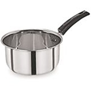 PRISTINE Sandwich Base Eco Sauce Pan 18 cm / 2 liters