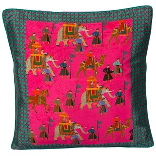 Design Guns Raja Army Cushion