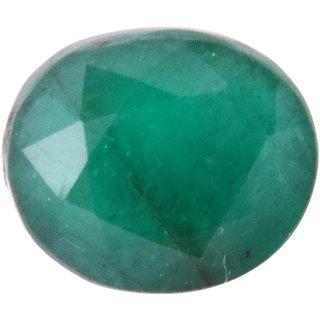 Vardan Gems 3.43 Oval Carat Emerald (Panna) Birthstone Gemstone