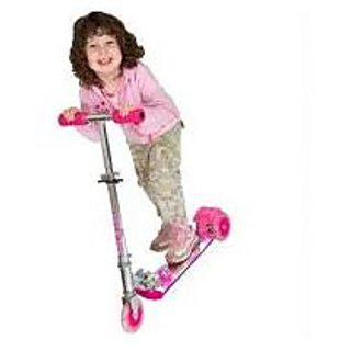 Kids foldable Scooter 3 Wheel available at ShopClues for Rs.699