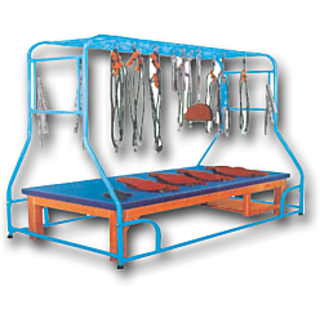 Suspension Frame With Accessories