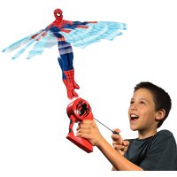 Flying Ultimate spider man kid super shooter  toy