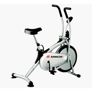 KAMACHI EXERCISE CYCLE AIR BIKE 313 DUAL ACTION WITH BOTTLE