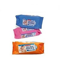 Baby Tender Wipes 80 Sheets - Pack of 3