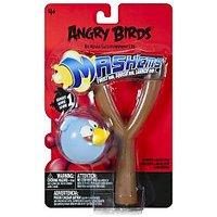 Angry Birds Tech4Kids  Mashems Power Launcher - Blue Bird Toy