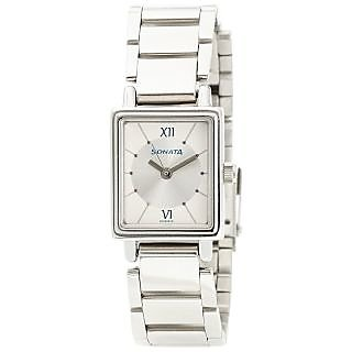 Sonata 8080SM01 Analog Watch For Women's