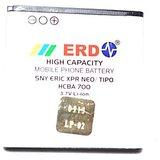 ERD Sony Compatible Battery Sony Xperia Neo HCBA 700