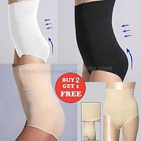 Breathable High Waist Tummy Shaper