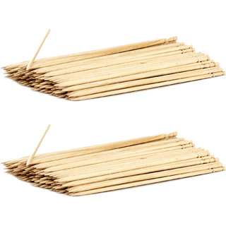 Wooden Satay Stick 8 (90 in each) (Pack of 2 )