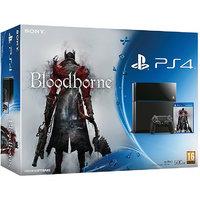 Sony PlayStation 4 (PS4) Console - Bloodborne Bundle