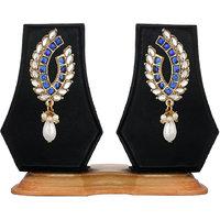 Zaveri Pearls Designer Kundan Earring