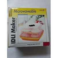 Oil & Fat Free 12 Pcs Microwaveable Idli Maker