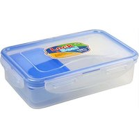 Lock Seal Airtight Tiffin Carrier Lunch Box