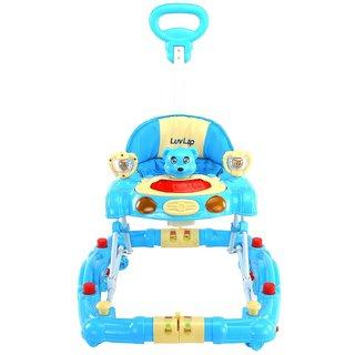 Luvlap Baby Walker 920B - Blue