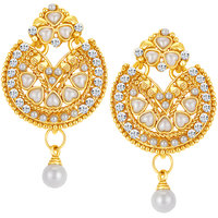 Sikka Gold Plated Multi Drops For Women