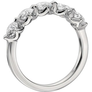 Zevrr Sterling Silver Ring made with SWAROCSKI ZIRCONIA (PZSR01479)