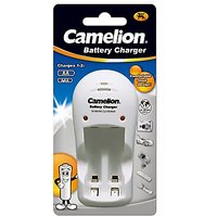 Camelion BC-1009 Battery Charger(Free 1 Pack Of Alkaline Battery)