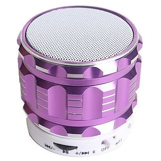 Callmate Bluetooth Speaker Tower  - Purple