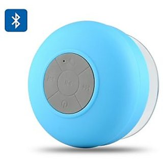 Callmate-Bluetooth-Speaker--Shower-BTS-06-Sky-Blue