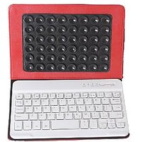 Callmate Bluetooth Keyboard With Detachable Cover For Ipad Air IPad Air - Red