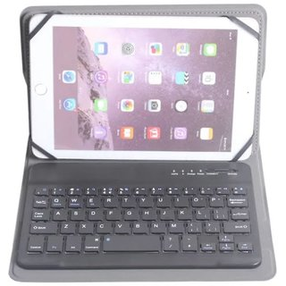 Callmate Bluetooth Keyboard Eostalcloud 3.0 10 inch  with cover - Black