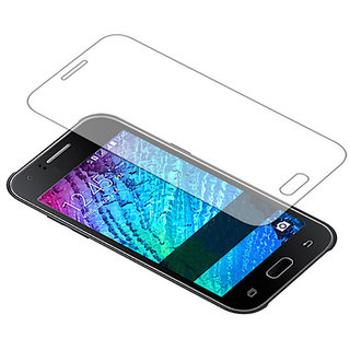 KMS 0.3mm Thin Toughened Tempered Glass Screen Protector For Samsung J1