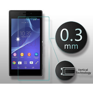 KMS Tempered Glass For Sony Xperia M2