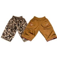 SB Creations Solid Boy's Basic Shorts