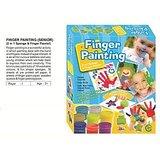 Ekta Finger Painting Senior 18 Colors Fun Game En
