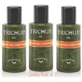 Trichup Hair Oil - 200ml X 3 Qty. Hair Fall Control Oil