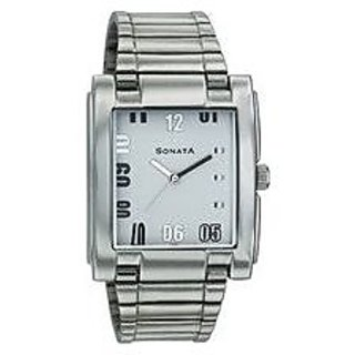 Sonata Men Stylish Watch - 7946SM02